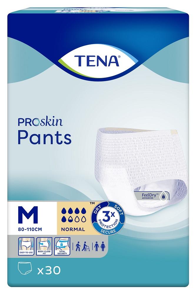 Купить со скидкой Трусы-подгузники TENA Pants Normal M, 30шт.