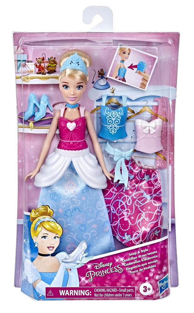 "Кукла Disney Princess Hasbro ""Золушка"", 2 наряда"