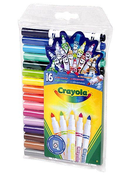 Фломастеры в мягкой упаковке Crayola, 16шт. фото