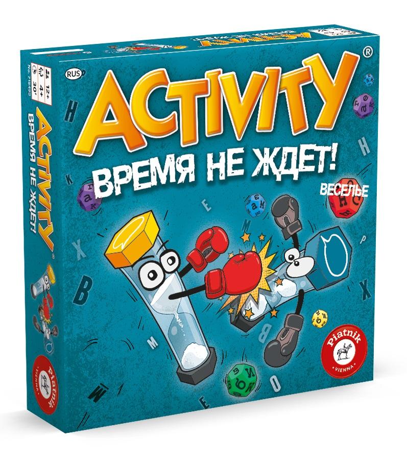 Купить Игра настольная Piatnik Activity Время не ждет! , Австрия