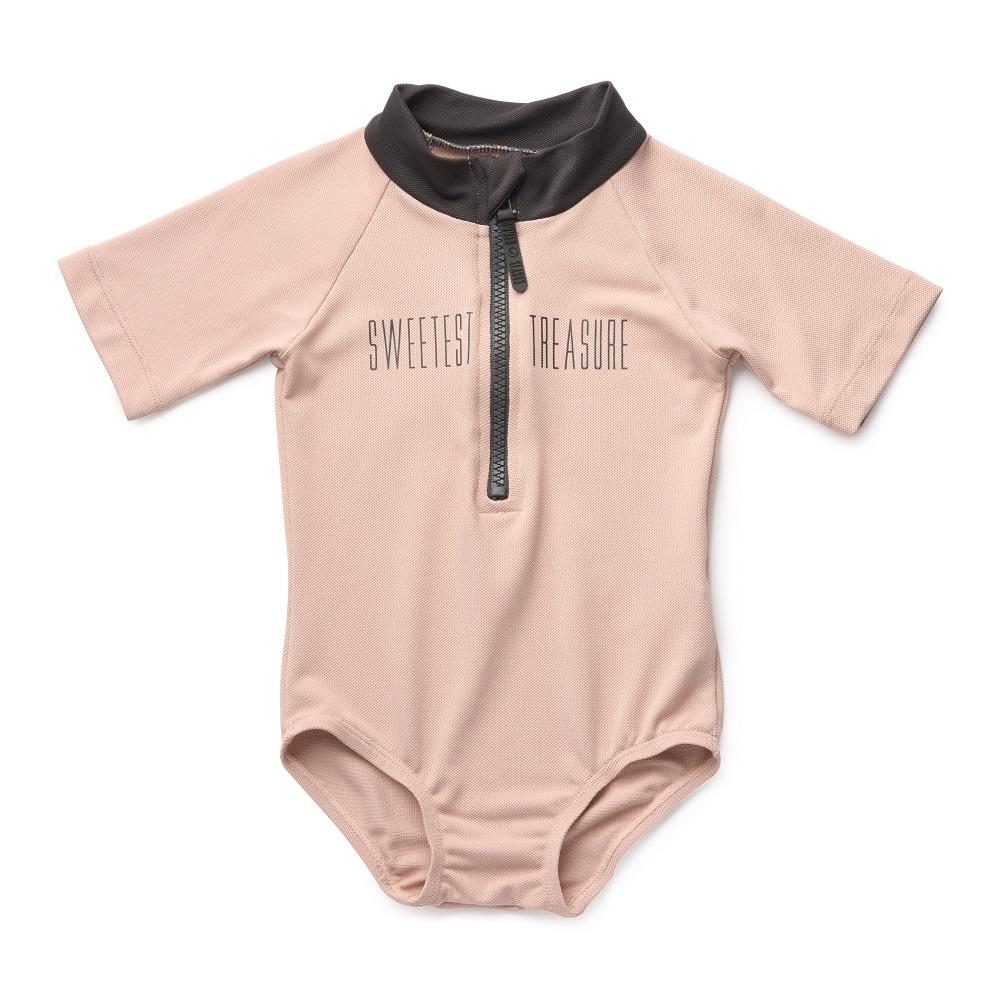 Купальник Happy Baby Sweetest Treasure для девочки, розовый фото