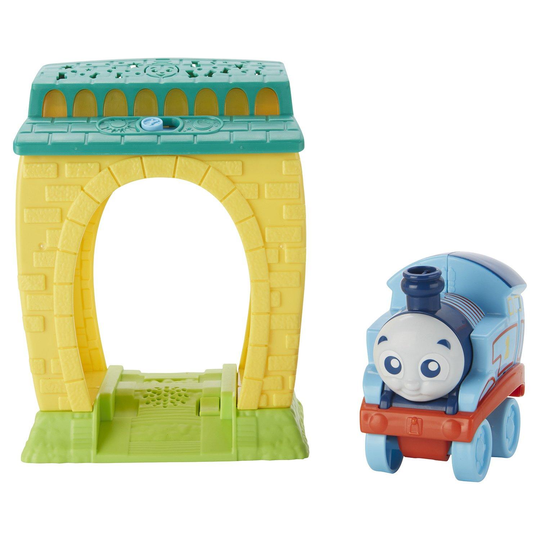 Купить Игровой набор Thomas&Friends День и Ночь с проекцией и звуками, Канада