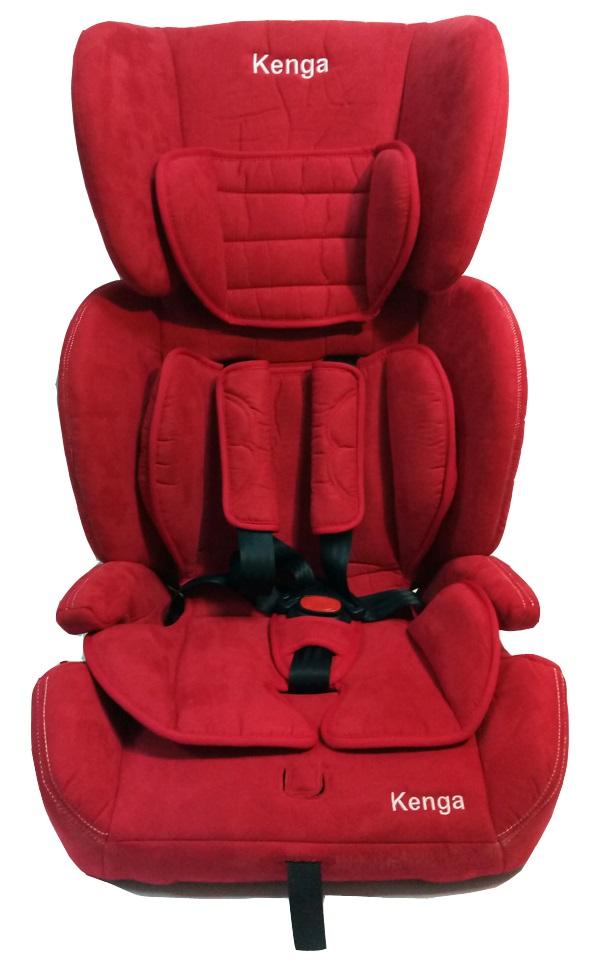 Купить Автокресло Kenga BC702F, 9-36кг (цвета в ассорт.), Китай, Красный