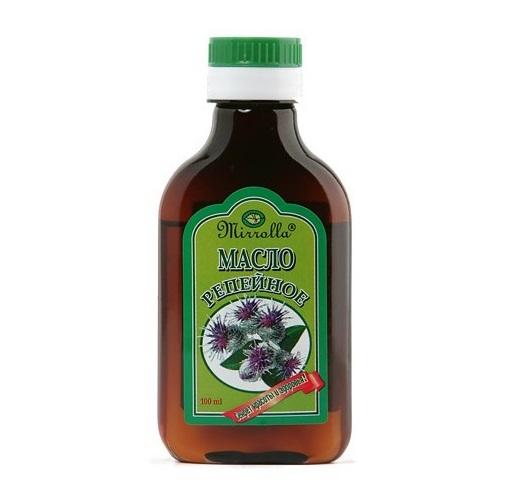 Mirrolla Репейное масло