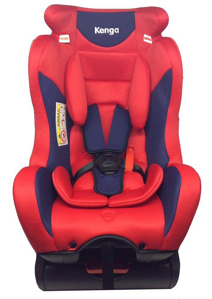 Купить Автокресло Kenga LB718, 0-25кг (цвета в ассорт.), Evenflo, США, Красный