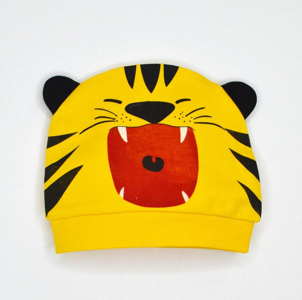 """Шапка Baby Boom """"Тигр"""", с ушками"""