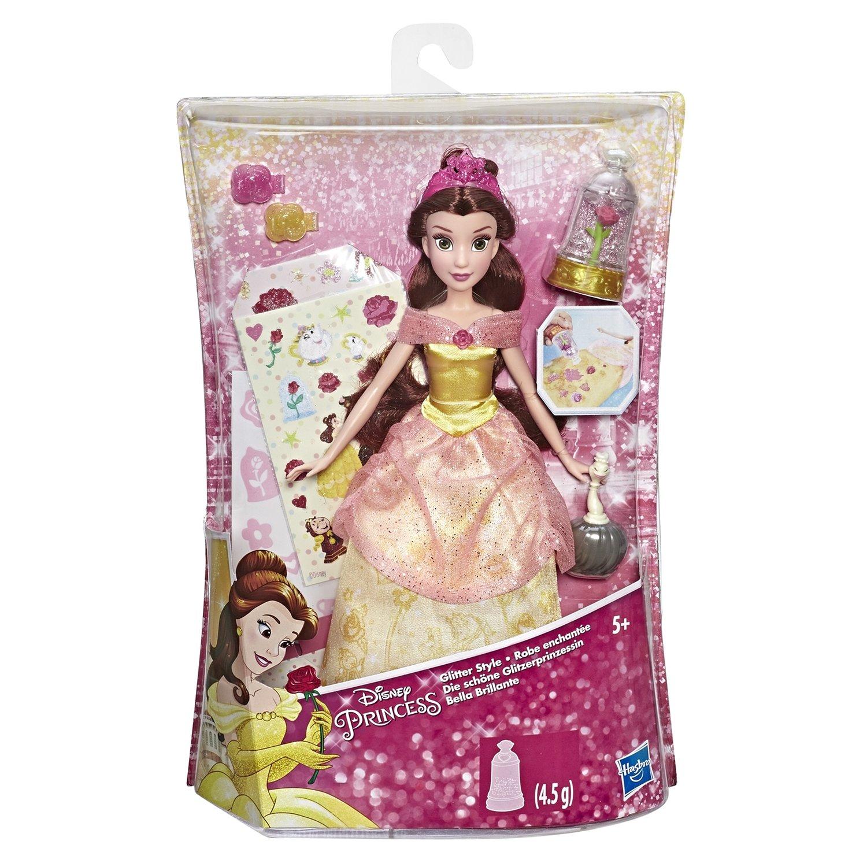 """Кукла Disney Princess Hasbro """"Сверкающая Белль"""""""