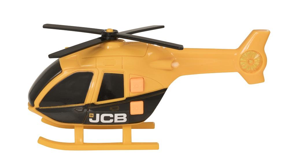 Купить Вертолет HTI JCB , со светом и звуком, Великобритания