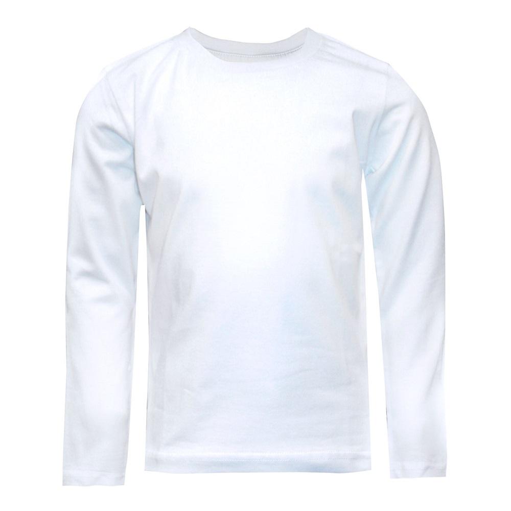 Купить Фуфайка НОАТЕКС+ для девочки, белая, Polini Kids, Россия, Белый, 116
