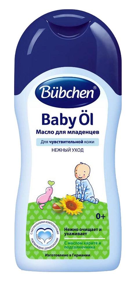 Купить Масло для младенцев Bubсhen, 400мл, Bubchen, Германия