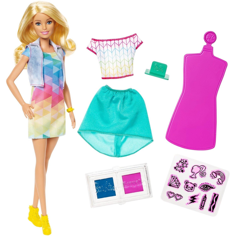 Купить Кукла Barbie Крайола Модные наряды , США