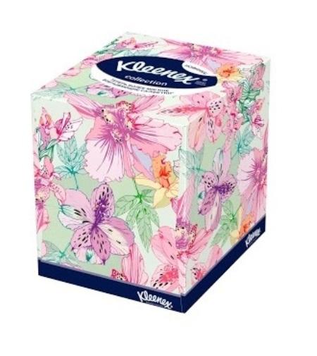 Салфетки в коробках Kleenex Collection, 100шт.