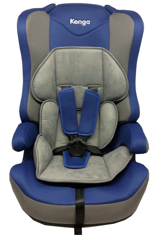 Купить Автокресло Kenga LB513, 9-36кг (цвета в ассорт.), Evenflo, США, Темно-синий