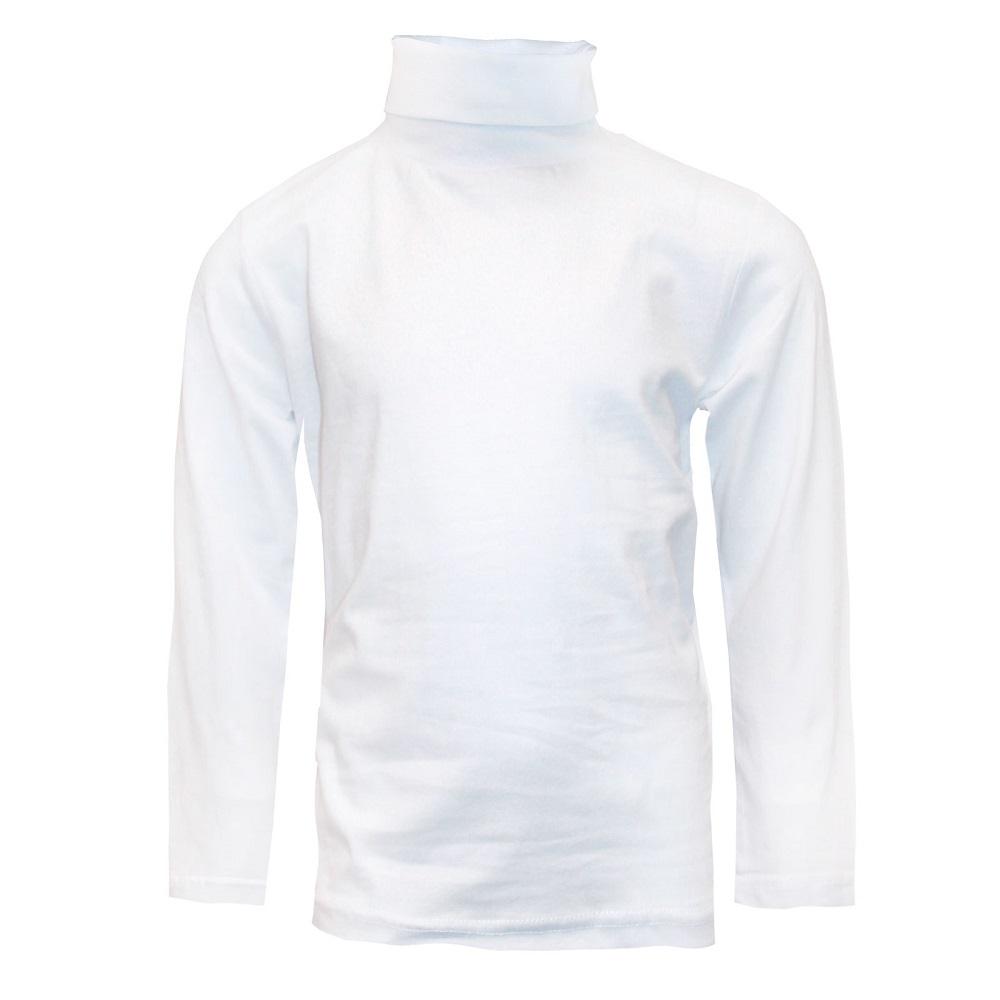 Купить Пуловер НОАТЕКС+ для девочек, белый, Polini Kids, Россия, Белый, 116
