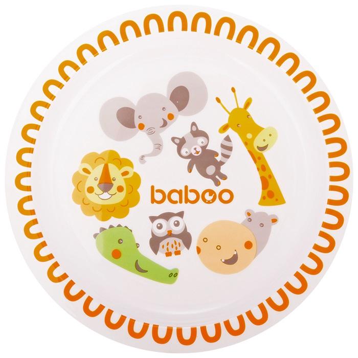 Купить Тарелка Baboo Safari, 6+, Великобритания