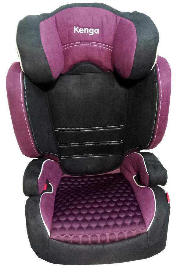 Купить Автокресло Kenga BH2311i Premium, 15-36кг (цвета в ассорт.), Babyhit, Китай, Фиолетовый