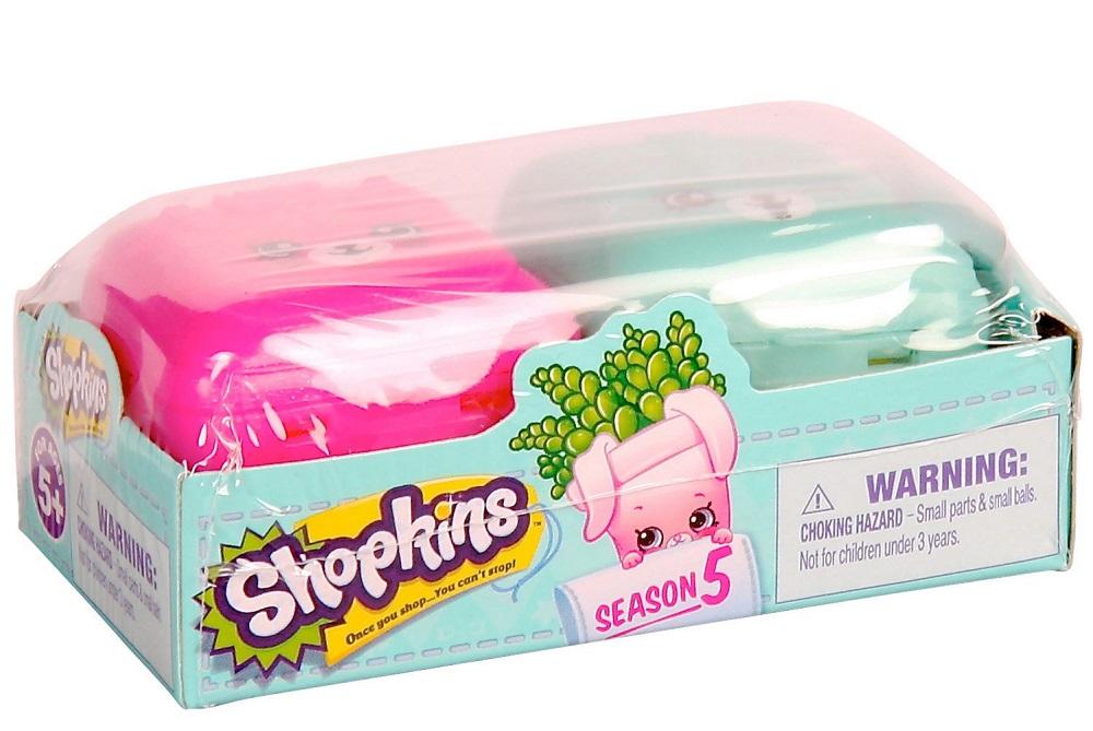 Купить Игровой набор Shopkins, 2шт., в рюкзаке, Moose, Австралия