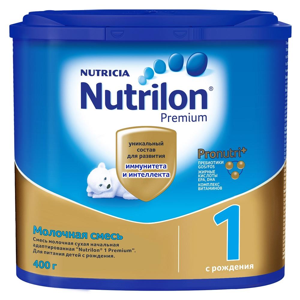 Купить Нутрилон Премиум Молочная смесь 1, 400г, Nutrilon, Голландия