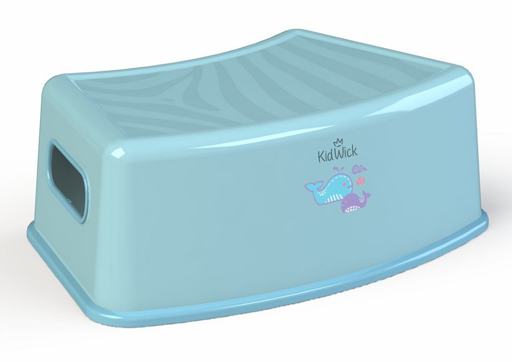 Купить Подставка для ног Kidwick Тигр (цвета в ассорт.), Little Angel, Россия, Голубой
