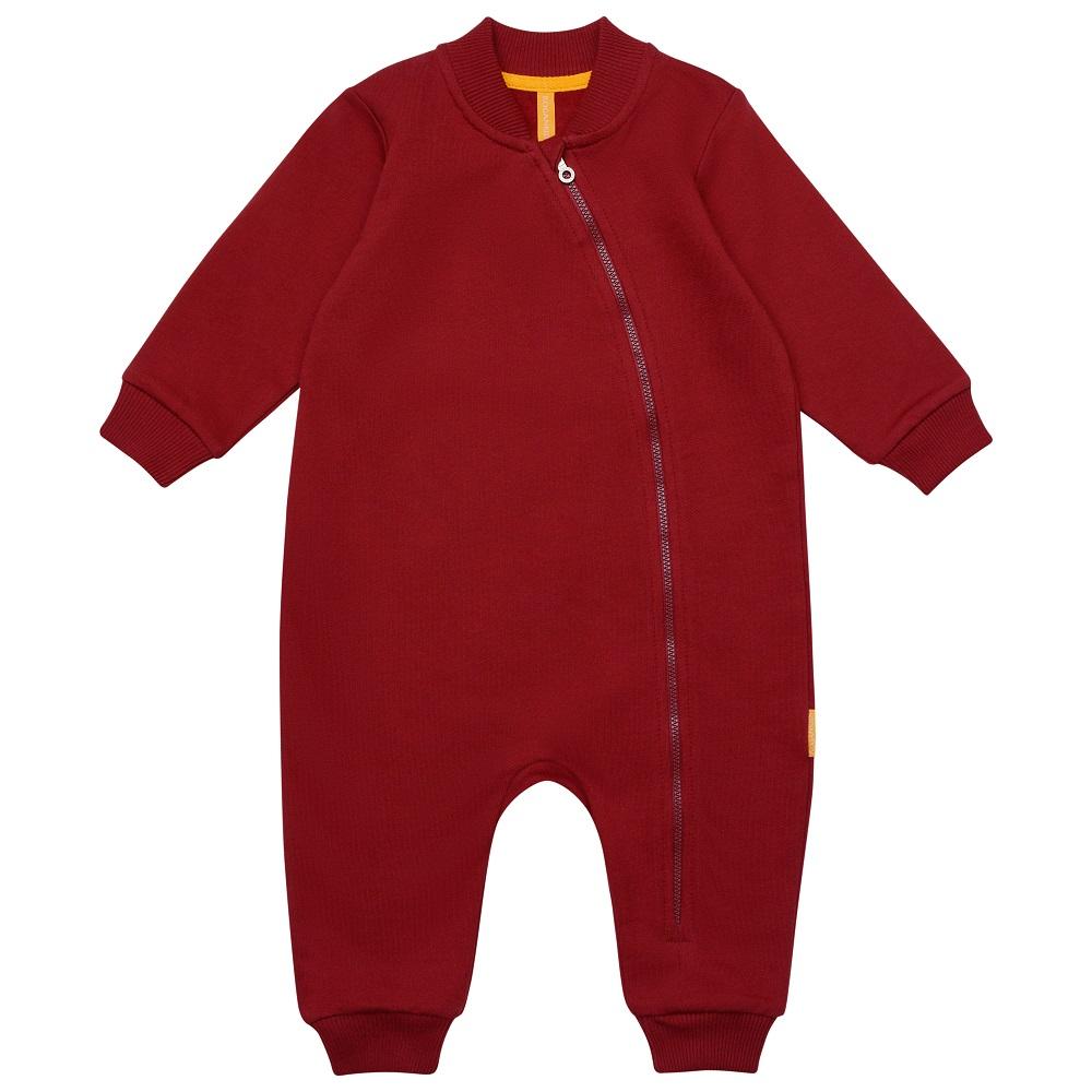 Купить Комбинезон Kogankids для мальчика, на молнии, красный, Наша Мама, Россия, Красный, 62