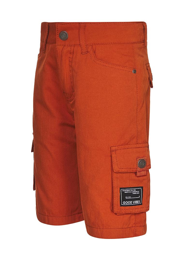 """Шорты OLDOS """"Хьюстон"""" для мальчика, оранжевые"""
