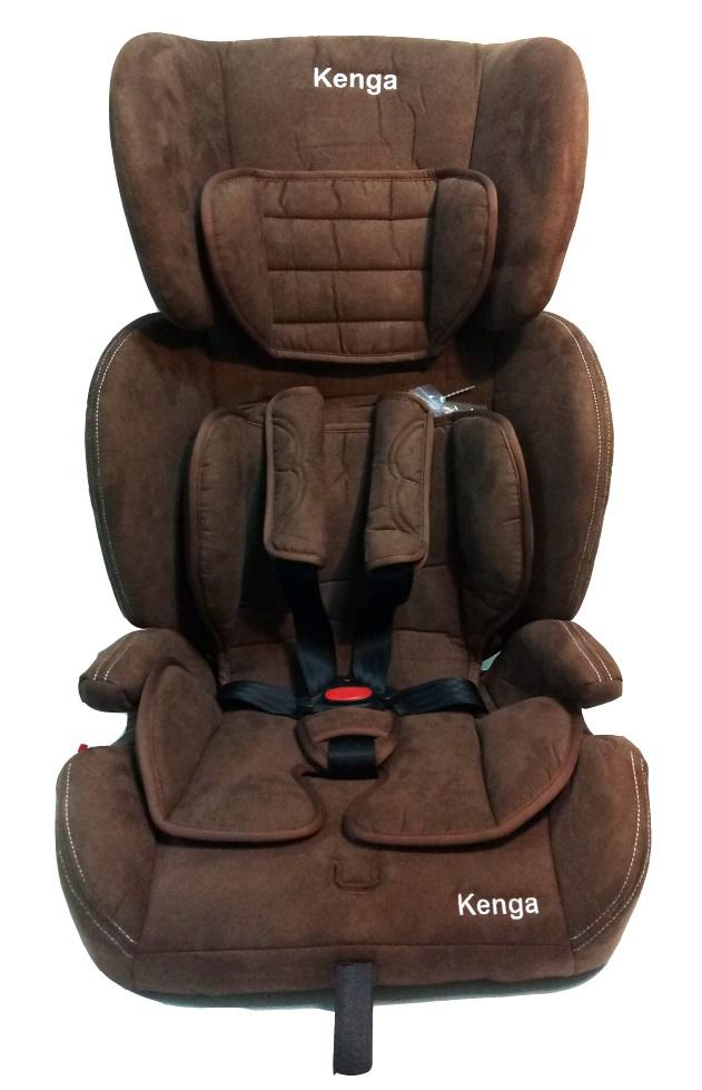 Купить Автокресло Kenga BC702F, 9-36кг (цвета в ассорт.), Китай, Коричневый