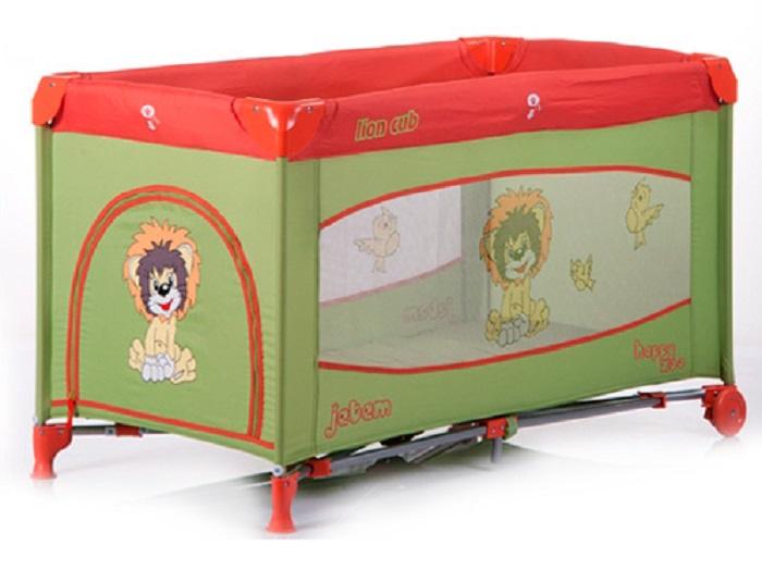 Купить Манеж-кровать Jetem C3 Lion, Германия