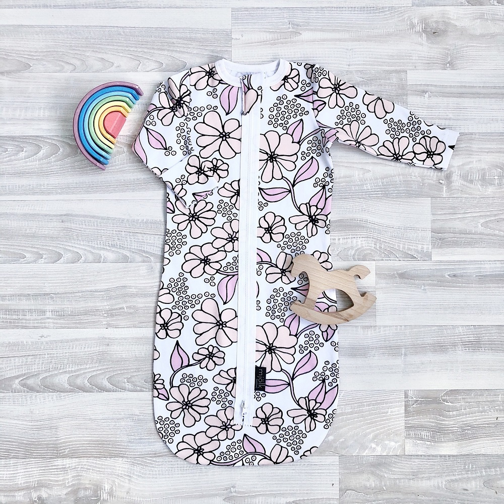 "Спальный мешок Mjolk ""Spring Blossoms"""