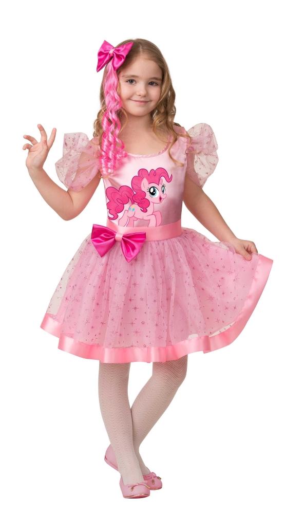 Купить Карнавальный костюм Батик Пинки Пай , Россия, Розовый, 134