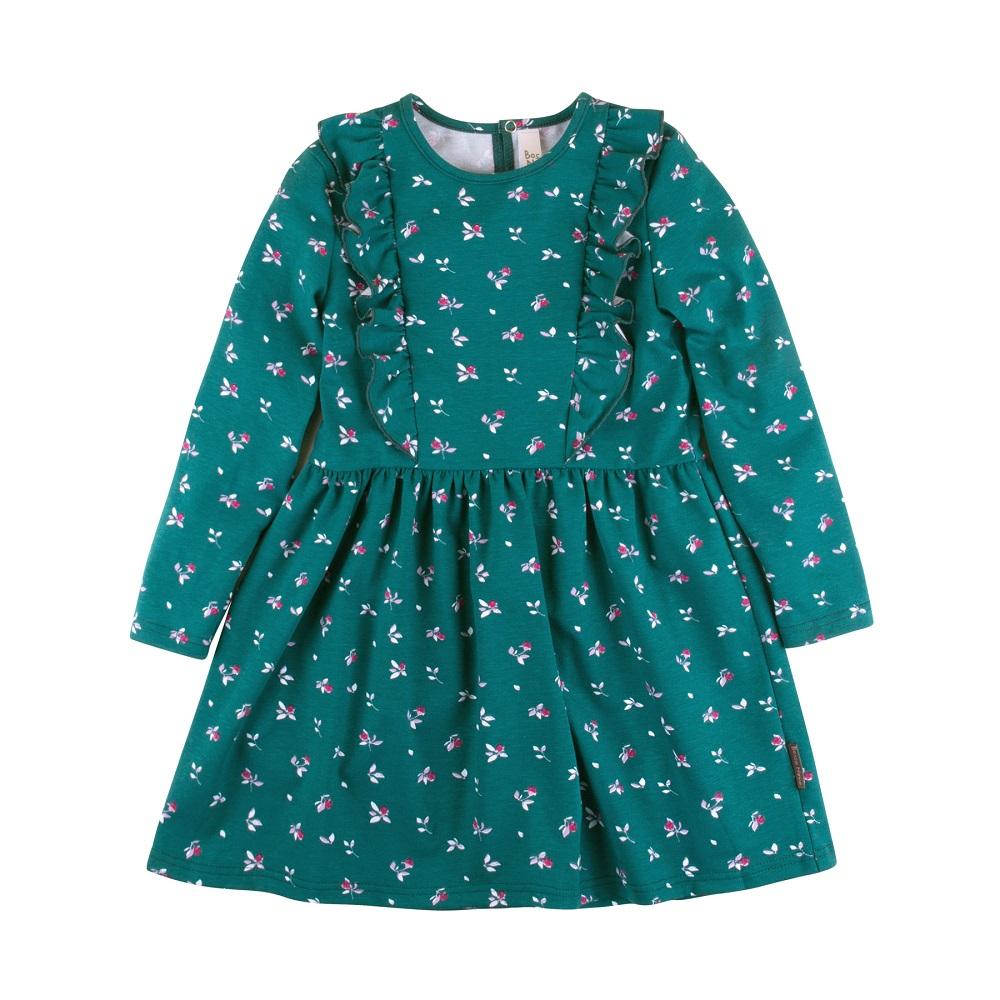 Купить Платье Bossa Nova Майя для девочки, зеленое, Sohni-Wicke, Германия, Зеленый, 116
