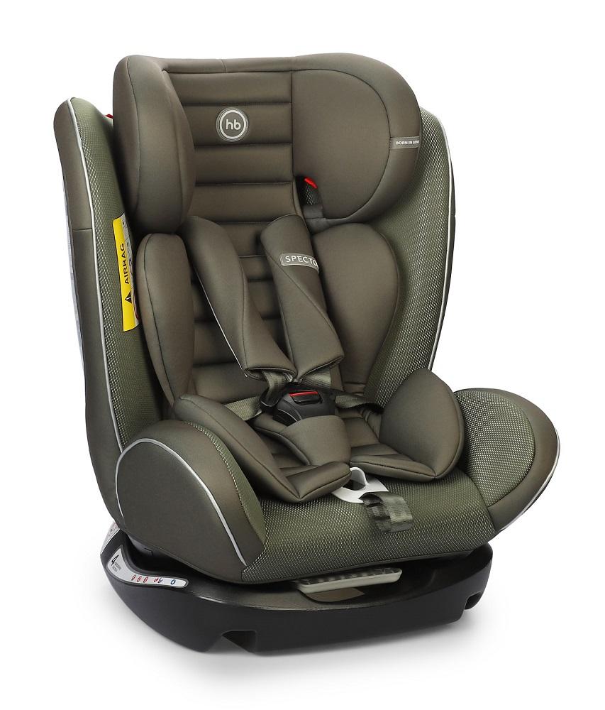 Купить Автокресло Happy Baby Spector (цвета в ассорт.), Evenflo, США, Зеленый