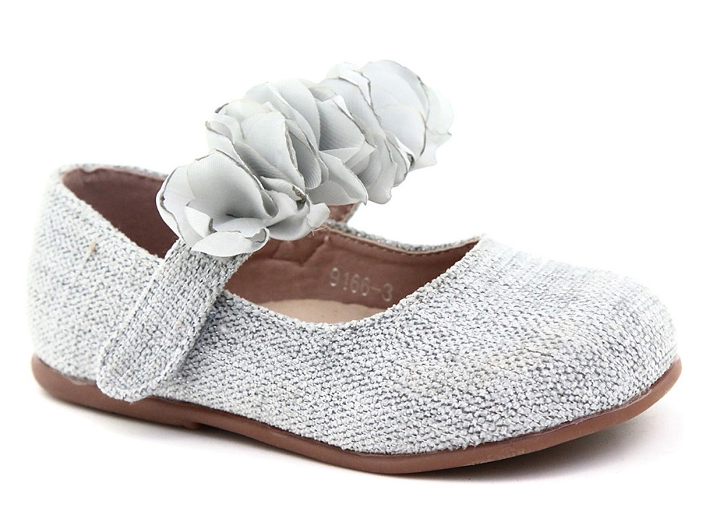 Туфли М+Д 9166-3, серые фото