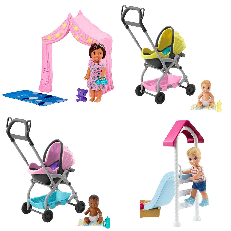 """Игровой набор Barbie """"Игра с малышом"""" (в ассорт.)"""