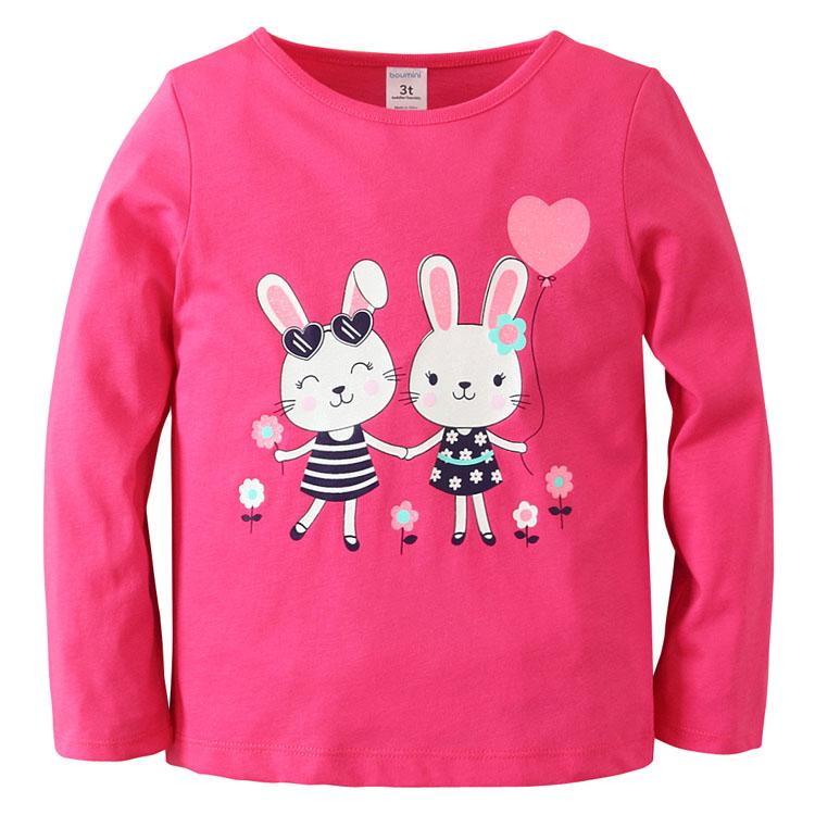 Купить Джемпер детский Boumini Bunnies, Bembi, Украина, Розовый, 80