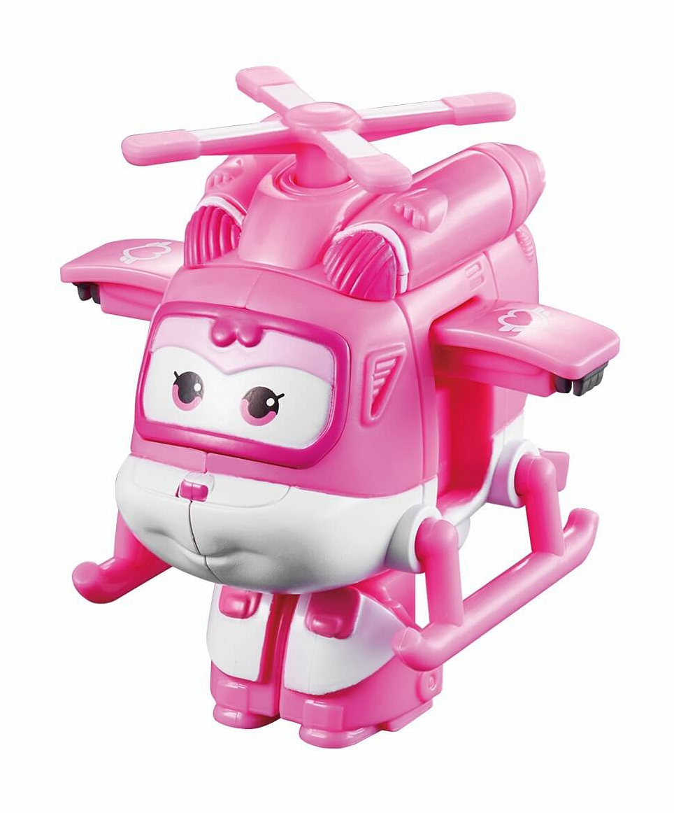 Мини-трансформер Super Wings Диззи, 6см