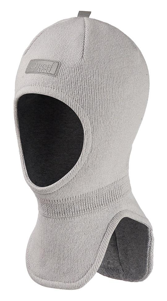 Купить Шапка-шлем детская OLDOS Дани , серый, Сонный Гномик, Россия, Серый, 46