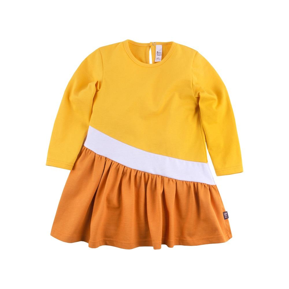 Купить Платье Bossa Nova Весна для девочки, трёхцветное, Hasbro, США, Мульти, 92