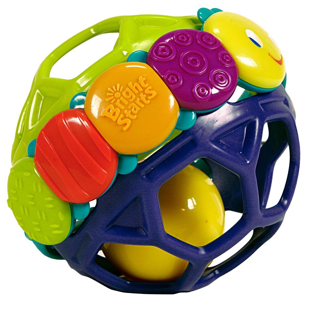 Купить Развивающая игрушка Bright Starts Гибкий шарик , США