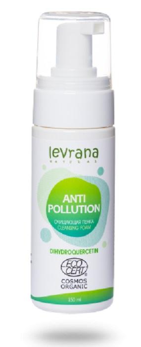 Купить Пенка для умывания Levrana Anti-Pollution, очищающая, 150мл, Россия