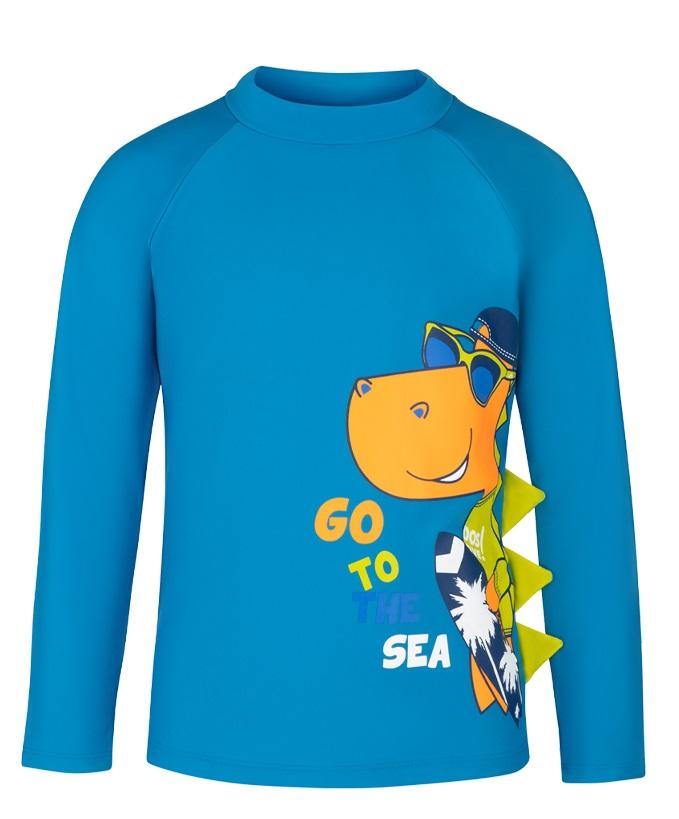 Купить Джемпер купальный OLDOS Мечин для мальчика, синий, Helen Harper, Бельгия, Синий, 80