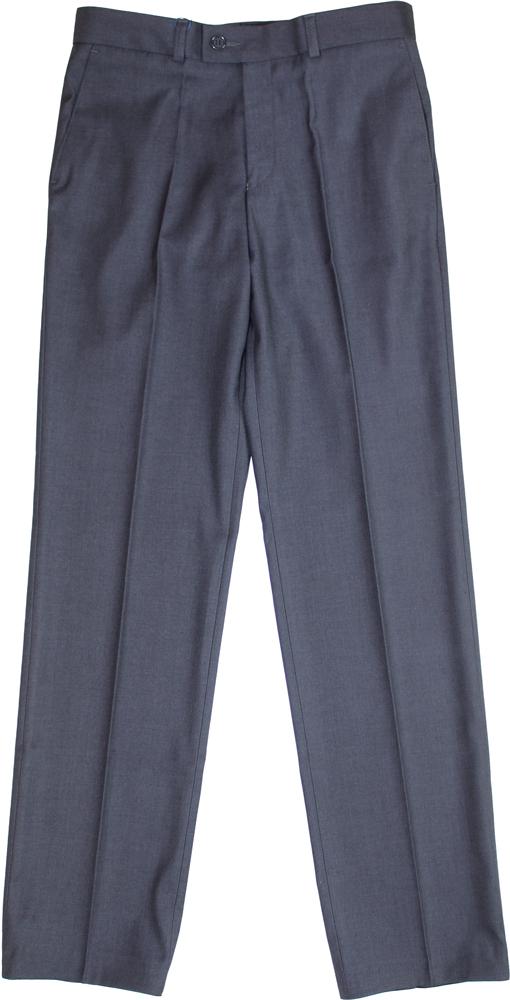 Купить Брюки для мальчика Katasonov, серые, 40 размер, Россия, Серый, 152