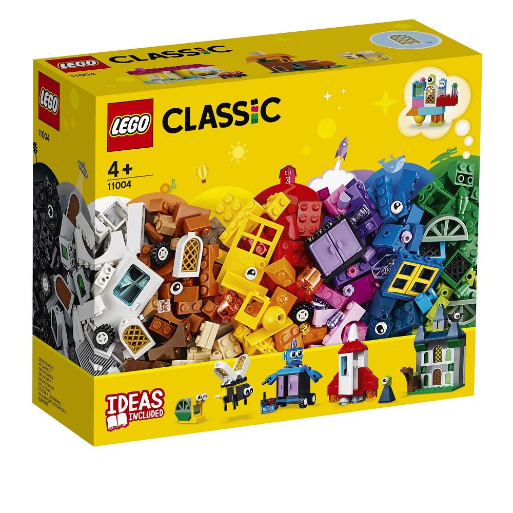 "Конструктор LEGO Classic 11004 ""Набор для творчества с окнами"", 450 деталей"