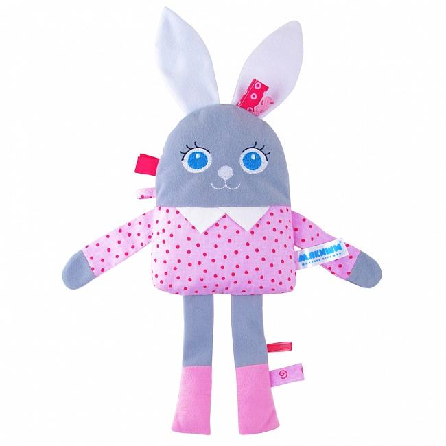 """Развивающая игрушка Мякиши """"Мой зайчик"""""""