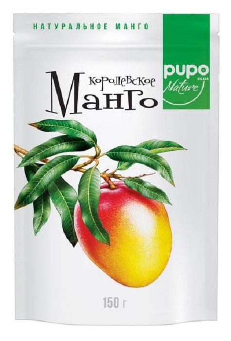 Фрукты сушеные PUPO #and#quot;Манго королевское#and#quot;, 150гр