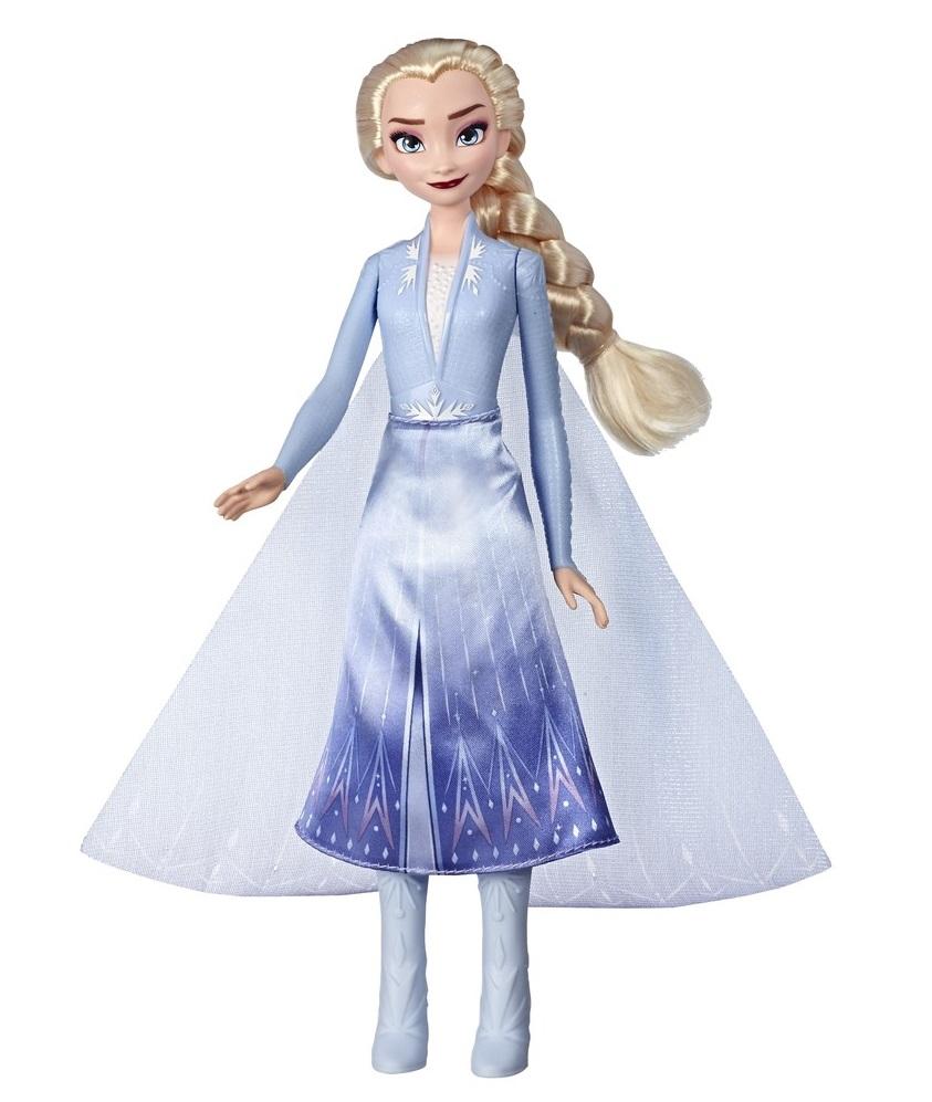 Купить Кукла Hasbro Холодное сердце 2 Эльза , в сверкающем платье, США