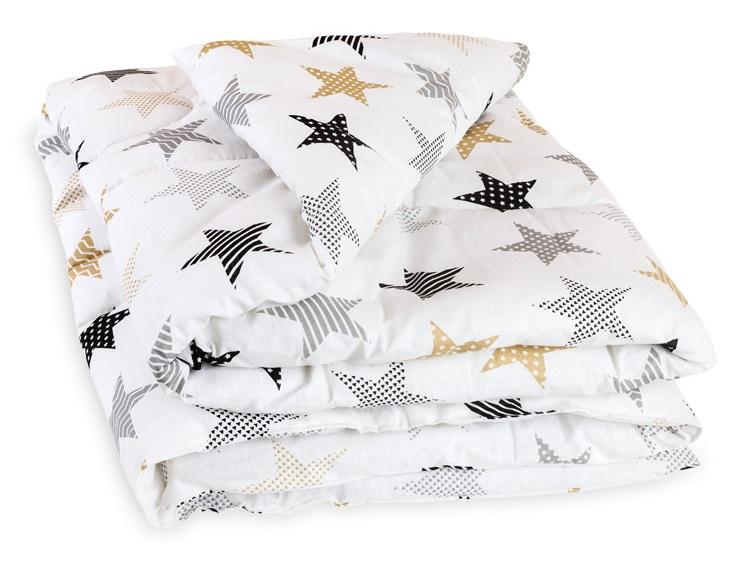 Купить Одеяло Сонный Гномик Холлофайбер , бежевый, Россия
