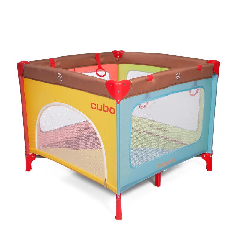 Манеж Baby Care Cubo фото