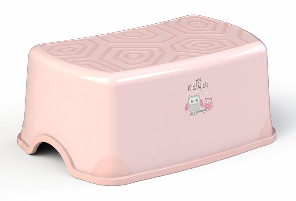 """Подставка для ног Kidwick """"Черепаха"""" (цвета в ассорт.), Little Angel, Россия, Розовый  - купить со скидкой"""