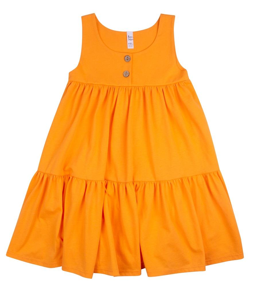 Купить Сарафан Bossa Nova Лето , оранжевый, Hasbro, США, Оранжевый, 104
