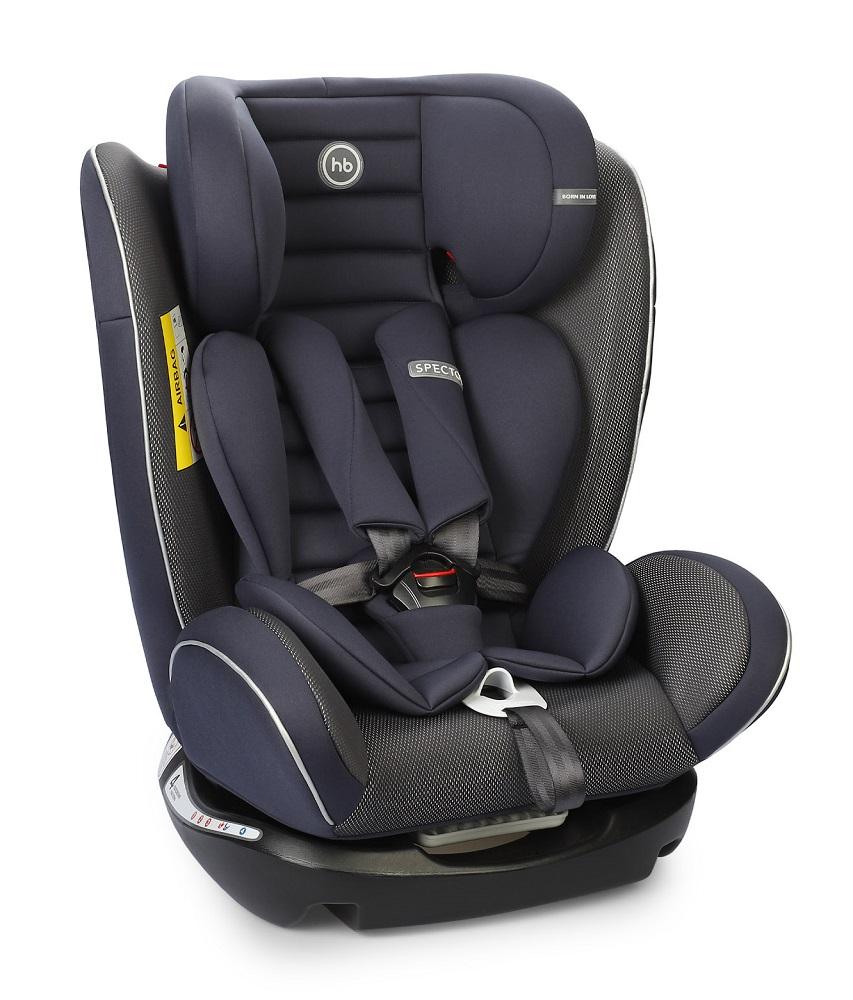 Купить Автокресло Happy Baby Spector (цвета в ассорт.), Evenflo, США, Синий